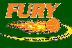 Fury basketball-logo